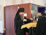 Литургия в Свято-Николаевском кафедральном соборе г. Валуйки