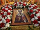 Литургия в храме Иоанна Златоустого в г. Валуйки