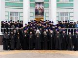 Руководство Валуйской епархии во главе с архиереем приняло участие в итоговом заседании Коллегии Белгородской митрополии