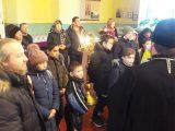 Святочный досуг воскресной школы в селе Казинка