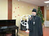 Рождественский концерт в валуйской средней общеобразовательной школе №4