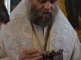 Рождественское архиерейское богослужение в Свято-Троицком кафедральном соборе г.Алексеевка