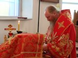 Валуйский архипастырь молитвенно отметил день своего рождения
