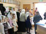 Благотворительный визит Валуйского архипастыря в социально-реабилитационный центр для несовершеннолетних Алексеевского района