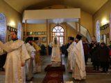 Архиерейская литургия в день престольного праздника села Афанасьевка