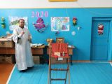 Глава Валуйской епархии посетил Алексеевскую школу-интернат
