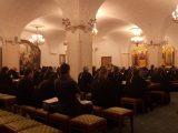 Руководитель отдела по тюремному служению Валуйской Епархии иеромонах Андрей Сумин принял участие в пленарном заседании в XXVIII Международных Рождественских образовательных чтениях