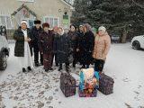 Православные волонтеры поздравили подопечных «Красненского дома милосердия»