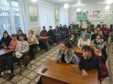 Священник Воконовского благочиния провел беседу со студентами
