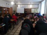 Священнослужитель Волоконовского благочиния посетил учащихся Ютановского агромеханического техникума