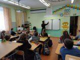 Волоконовской священник провел урок по Основам православной культуры