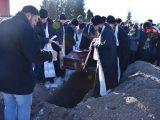Епископ Савва совершил заупокойную службу по почившему алексеевскому священнику Владимиру Хацяновскому