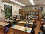 Волоконовский священник провел в школе уроки ОПК