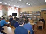 Встреча со старшеклассниками Вейделевской СОШ п.Вейделевка