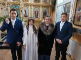 В Покровском храме п.Вейделевка  состоялся Рождественский утренник