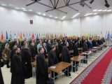 Руководитель и сотрудник епархиального отдела по взаимодействию с Вооруженными Силами и правоохранительными органами Валуйской епархии приняли участие в XXVIII международных Рождественских чтениях