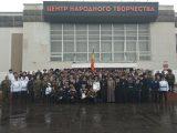 В Белгороде прошел Торжественный Сбор казаков