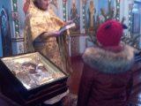 В селе Никитовка поздравили призера конкурса «Красота Божьего мира»