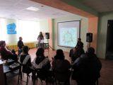 Встреча с молодежью в Центре молодежных инициатив Вейделевки