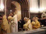 Епископ Савва принял участие в торжествах по случаю 11-й годовщины интронизации Предстоятеля Русской Православной Церкви