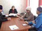 Заседание рабочей группы по увековечиванию памяти участников Великой Отечественной войны в посёлке Волоконовка