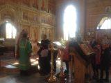 Школьники посетили храм с. Айдар Ровеньского района