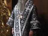 Валуйский архиерей совершил Литургию Преждеосвященных Даров в Преображенском кафедральном соборе города Белгорода