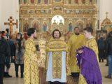 Архиерейская литургия в Неделю Торжества Православия