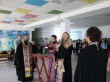 Архиерейский молебен на учение отроков в Валуйках