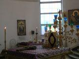 Архиерейское богослужение в Крестопоклонную неделю