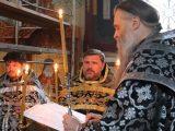 Епископ Савва совершил чин Пассии в Никольском храме г.Валуйки