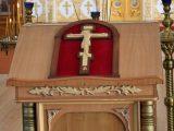 Архиерейская литургия в среду Крестопоклонной седмицы