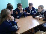 Красненские школьники посоревновались в знании православной культуры