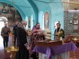Духовенство  и казачество Волоконовского района совершили молебен и крестный ход об избавлении от морового поветрия
