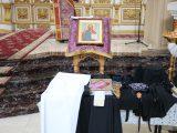 Епископ Савва совершил всенощное бдение и монашеский постриг в кафедральном соборе г.Валуйки