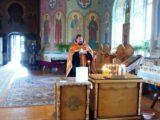 Поминовение усопших воинов в День Победы в Красненском благочинии
