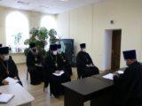 В Валуйках прошло заседание Епархиального Совета