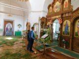 Престольный праздник в селе Голофеевка