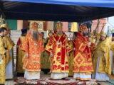 Преосвященнейший епископ Савва принял участие в торжествах в честь новомучеников Белгородских