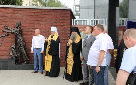 Освящение мемориала памяти новомучеников и исповедников земли Белгородской