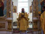 Праздничная архиерейская служба в день памяти святых первоверховных апостолов Петра и Павла