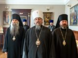 Валуйский архипастырь принял участие в заседании Архиерейского Совета Белгородской митрополии