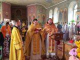 Престольный праздник отметил главный храм Красненского благочиния