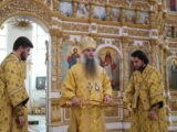 Воскресная архиерейская литургия в Неделю 10-ю по Пятидесятнице