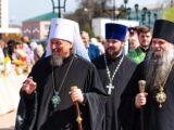 Поздравление митрополиту Белгородскому и Старооскольскому Иоанну с 60-летием со дня рождения