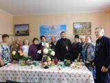 Духовная встреча с участниками детского сада для пожилых