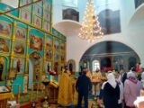 Праздник в селе Большебыково