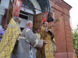 Престольный праздник в с. Нижняя Серебрянка
