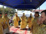Валуйский архипастырь принял участие в торжественном богослужении в городе Белгороде в честь святителя Иосафа Белгородского