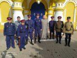 Казачий круг Белгородского отдела Великого Братства Казачьих Войск в селе Погромец